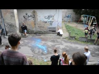Олексій Салманов (Україна) Дні актуального мистецтва 2015