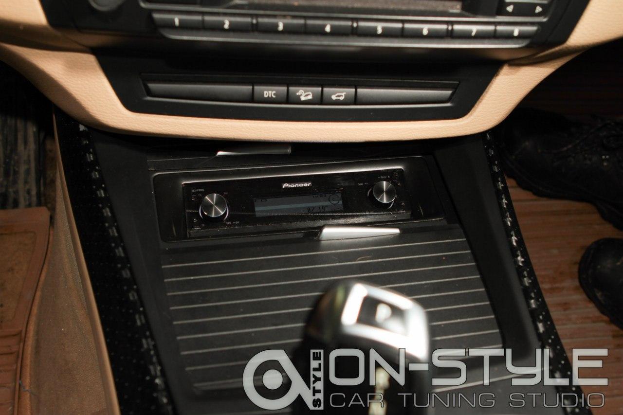Pioneer p99RS BMW X5