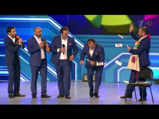 КВН Нарты из Абхазии - Встреча выпускников 2015 (крупное событие)