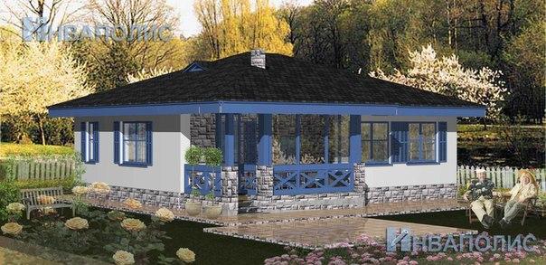 проекты домов из пеноблоков и пенобетона, загородных пеноблоков готовые материалы: брус