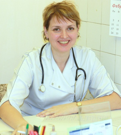 Елизавета Костицына