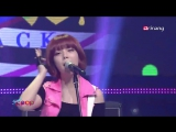 13.08.2013 AOA BLACK - MOYA @ ArirangTV Simply Kpop