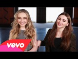 Sabrina Carpenter - Eyes Wide Open (Behind The Scenes with Sabrina and Sarah)