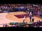 NBA / Кливленд Кавальерс - Голден Стейт . 6 матч . Финал НБА 2015 . 16.06 / 3 часть