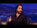 Chris D'Elia Loves Mocking British Tough Guys - CONAN on TBS
