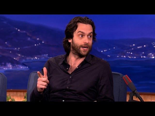 Chris D'Elia Loves Mocking British Tough Guys CONAN on TBS