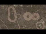 Таинственные символы и линии на дне Аральского моря