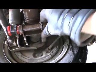 Замена задних амортизаторов на ваз 2107 своими руками видео