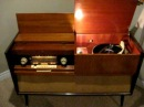 Grundig Majestic Console SO 132 (1959) Pink floyd - Another Brick in the wall