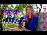 Love Me Like You Do - Ellie Goulding (Acoustic Cover by Adriana Vitale)
