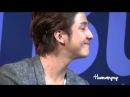130329 Kim Kibum at Fan Meeting Press con - Saw Big Banner