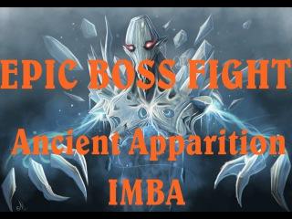 Dota 2 Reborn Beta |EPIC BOSS FIGHT | IMBA Ancient Apparition