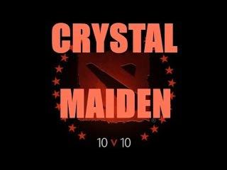 Dota 2 Reborn Beta   Dota 10v10 Custom Map   Crystal Maiden