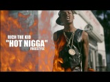 Rich The Kid - Hot Nigga Freestyle (Bobby Shmurda Instr)