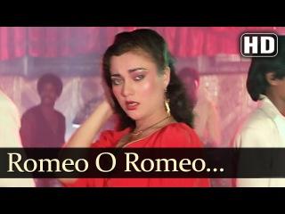 Клип Romeo O Romeo к фильму Танцуй, танцуй - Митхун Чакраборти и Мандакини