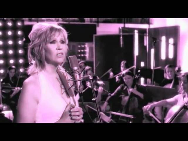 AGNETHA FÄLTSKOG If I ever thought youd change your mind (official video)