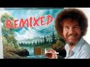 Bob Ross Remixed Happy Little Clouds PBS Digital Studios