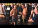 Arthur Abraham vs Robert Stieglitz Fight IV Weigh-In Germany 2015