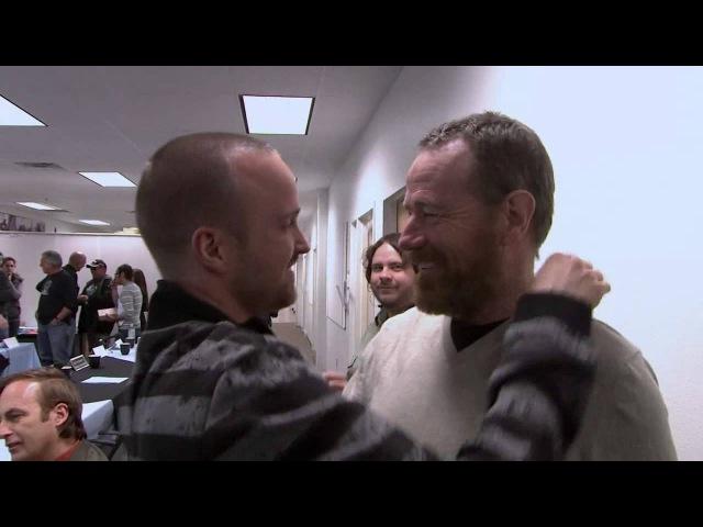 Aaron Paul and Bryan Cranston - Love (Music Video)