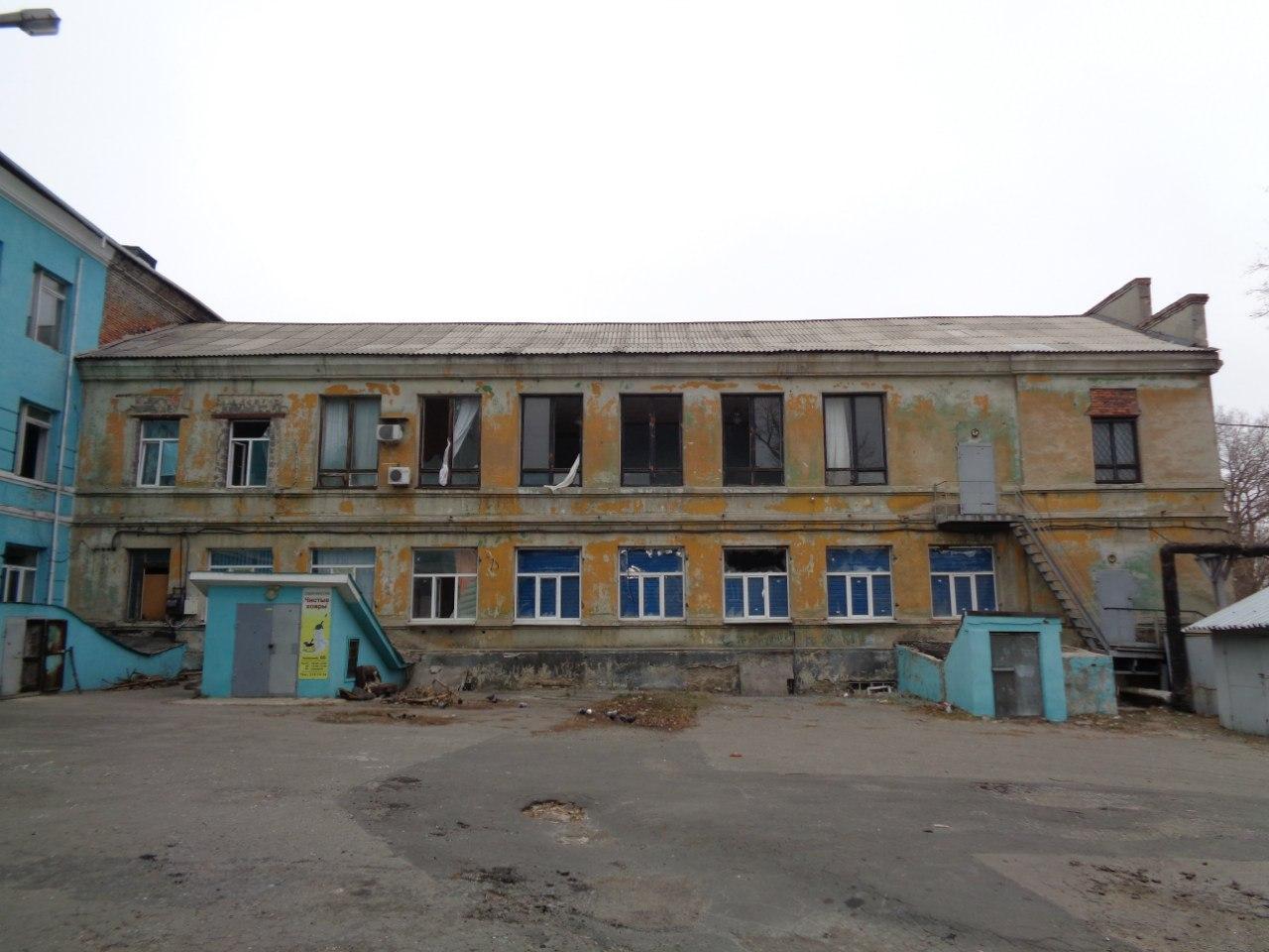 Больница №18 на Киевском проспекте