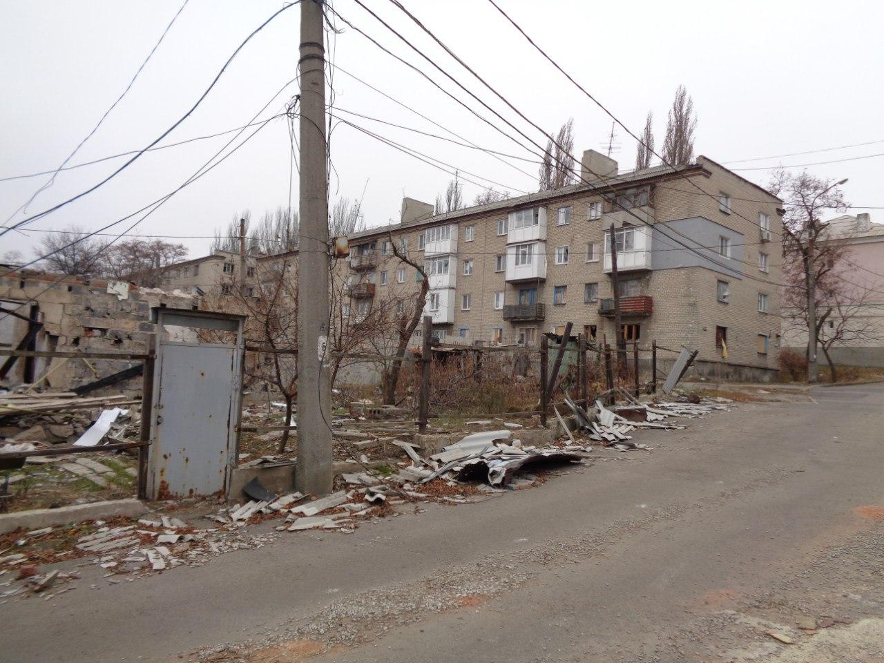 Путиловка Донецк