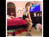 Как танцую тверк я