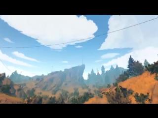 трейлер к игре Firewatch