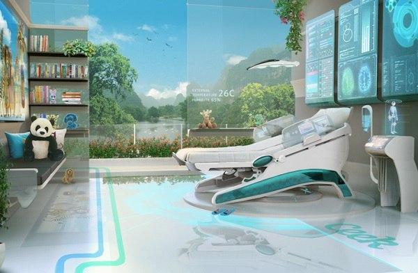 Разработка виртуальной реальности даст возможность докторам действовать в критичных ситуациях.