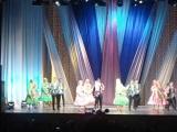 2015 Отчетный концерт Подснежника татарский танец Эх Дубыр-дубая.