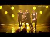 Евровидение Nadav Guedj - Golden Boy (Israel) - Eurovision 2015 Semi-Final 2 Евровидение 2015 Израиль 2015 Второй полуфинал