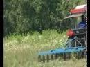 Выбор китайского трактора и навесного оборудования к нему