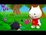 Çizgi film - Musti - Dikenli çiçek - TRT Çocuk