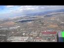 Посадка в Пулково Boeing 737-800 S7 Airlines