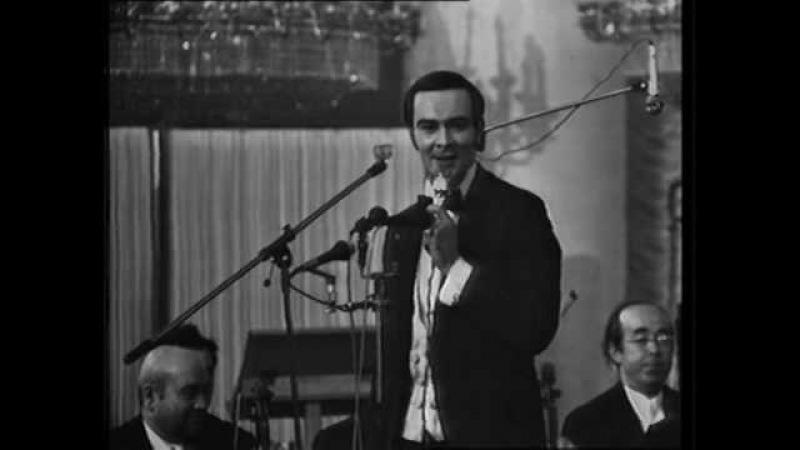 Муслим Магомаев - Шаланды. Muslim Magomaev - Shalandy