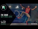 Fik-Shun   FRONTROW   World of Dance Bay Area 2015 WODBAY2015