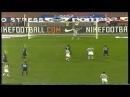Juventus-Lazio 2-2 andata 0-2 Coppa Italia finale ritorno 2003-2004 partita intera 1°tempo