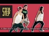 Dancing K-POP with Ellen Kim &amp Aimee Lee Lucas - Step By Step Ep. 3