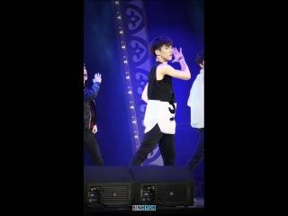 [직캠/FanCAM] 150125 롯데월드 판타지오 아이틴 박민혁(PARK MIN HYUK) Dance Performance