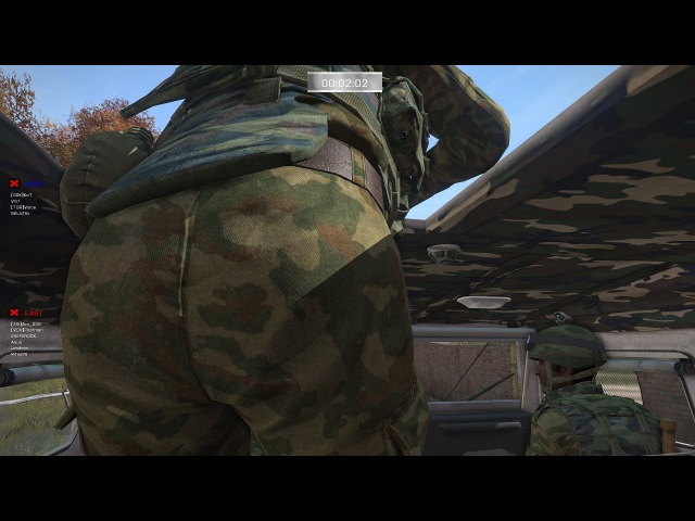 ARMA3 7th I.D. SG 27.06.2015 - Елап Утырма