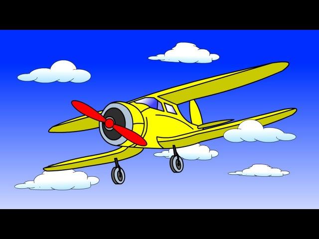 Обучающие мультфильмы для детей. Обучение чтению. Учимся читать по слогам склад ...
