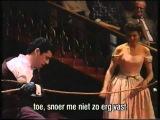 Mozart - Don Giovanni. Atto 2. Recitativo e Duetto