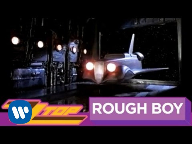 ZZ Top - Rough Boy (OFFICIAL MUSIC VIDEO)