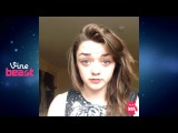 Maisie williams Vine Compilation ● Arya Stark from Game of Thrones (ALL Vines) 2015 [HD]