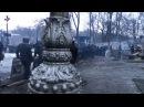 28 01 14 Сенсация украинские офицеры ВВ сменили своих уставших солдат