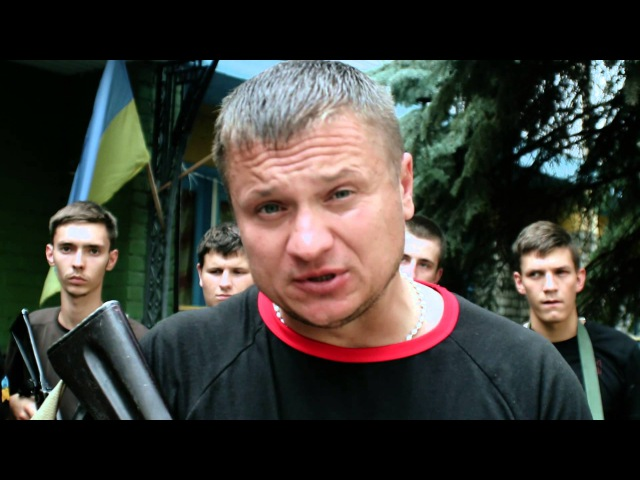 Звернення командира батальйону Правого сектору до українців Іспанії