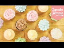 Buttercream Piping Tips Techniques | Cupcake Jemma