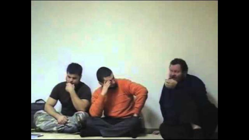 Беседа о.Олега Стеняева с мусульманами .