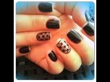 Прозрачный Дизайн Ногтей - Вуаль, Колготки, Полупрозрачные ногти! (Nail Art Designs)