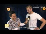 'The Final Girls' Prankster Nina Dobrev Scares Alexander Ludwig (rus sub)