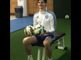 """Thibaut Courtois on Instagram: """"I finished today's rehabilitation session with some good ball exercises! #CFC"""""""